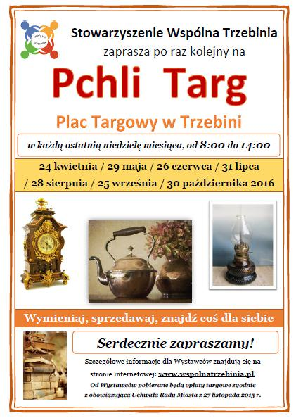 Pchli Targ w Trzebini